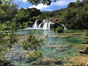 Látnivalók Krka Nemzeti Park